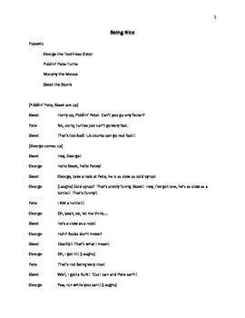 Puppet Scripts