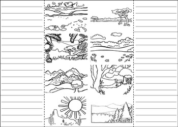 Biomes Interactive Notebook: Animal Habitats Activity
