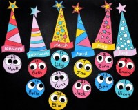 Birthday Charts for the Classroom FREE and editable by ...