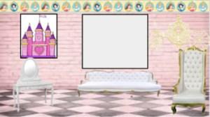 bitmoji classroom princess teacher