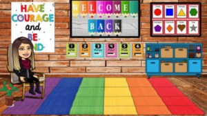 bitmoji classroom virtual kindergarten