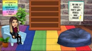 bitmoji classroom virtual kindergarten tpt