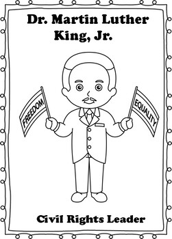 Black History Month Coloring Pages! by Miss P's PreK Pups