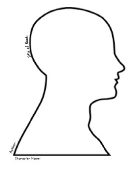 Blank Character Head-- Freebie! by Miss Dowling has Class