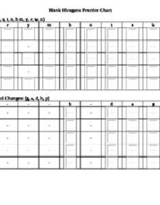 also blank hiragana practice chart by jamie goekler tpt rh teacherspayteachers