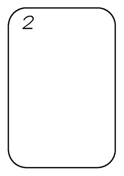 Blank Number Activity Worksheets 0-20 by Quick Primary