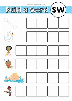 Blends Worksheets And Activities
