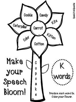 Spring Speech Articulation by Speak2MeSpeechie