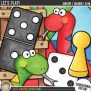 Board Games Clip Art Let S Play By Kate Hadfield