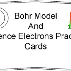 Bohr Diagram For Lithium Rocker Switch Wiring Model Practice Teaching Resources Teachers Pay Models And Valence Electrons