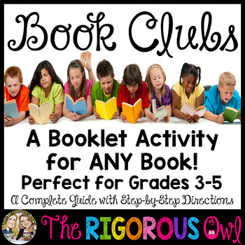 Book Clubs for Upper Grades