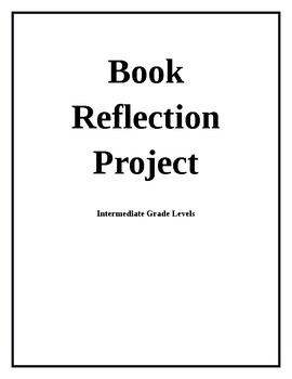 Book Reflection Project by Matthew Healey's Classroom