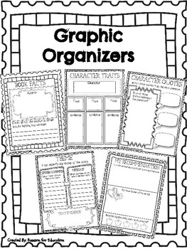 Book Review / Book Review Project (Graphic Organizers