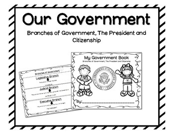 Branches of Government and The President by Countless