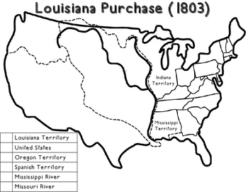 Lewis and Clark Expedition of the Louisiana Purchase
