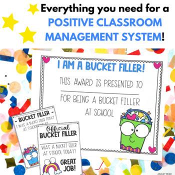 Bucket Filler Brigade {Single Classroom License} by Just
