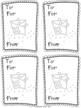 Bucket Filler Slips: Creating a Positive Classroom