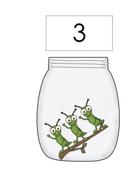 Bug Jar Math: Visual Discrimination, Positional Words