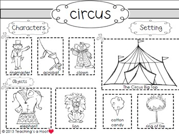 Build-a-Story: 20 Fun Writing Activities by Teaching's a