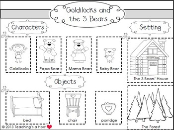 Build-a-Story: Fairytales and Folktales by Teaching's a