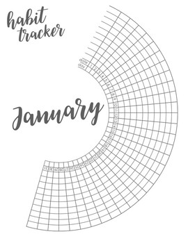 Bullet Journal Habit Tracker Printable That are
