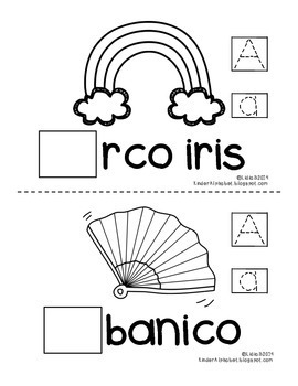 SPANISH BUNDLE Sounds Booklets {reading words} by Lidia