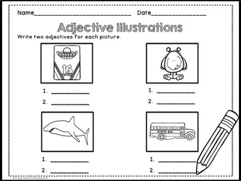 Parts of Speech Worksheets and Games by A Classroom for
