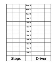 Bus seating chart template also by chuda   counseling and character corner rh teacherspayteachers