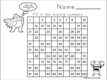 CAPTAIN UNDERPANTS 11 MATH TEMPLATES by Book Units by Lynn