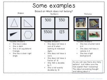 CGI Math Interactive Bulletin Board Fourth Grade by