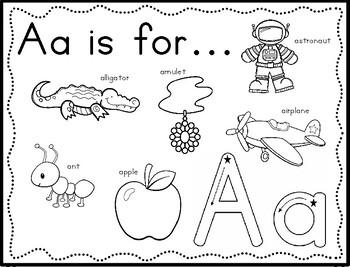 Zoo Phonics Alphabet Sounds Letter Coloring Book