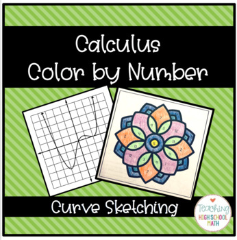 Teaching High School Math: Calculus Curve Sketching Activities and a FREEBIE!