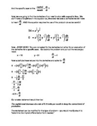 Calculus: Worksheet (Study Guide) for Related Rates by ...