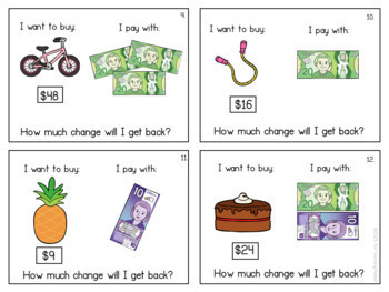 Canadian Money Unit for Grade 3 (Ontario Curriculum) by