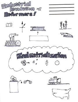 Cartoon Notes : cartoon, notes, Cartoon, Notes, Industrial, Revolution, Reform-Revised