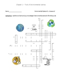 Holt Environmental Science Worksheets & Teaching Resources