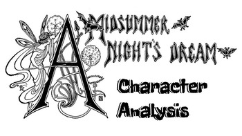 Shakespeare's A Midsummer Night's Dream: Character