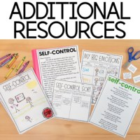 Character Education: Self-Control {Lesson Plans and ...