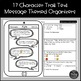 Character Trait Activities {Text Message Themed} by The