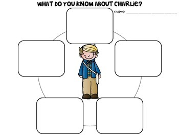 Charlie and the Chocolate Factory {A Book Companion} by