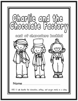 Charlie and the Chocolate Factory Differentiated Booklet