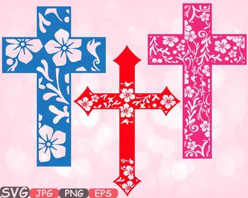 christian cross jesus clipart
