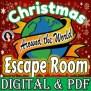 Christmas Escape Room Christmas Around The World Escape