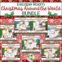 Christmas Around The World Escape Room Bundle By Apples To