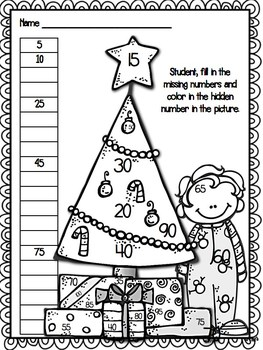 Christmas Math Bins- Aligned To The Common Core! by