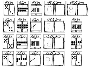 Christmas Math Freebie (Common Core Activities) by Kroger