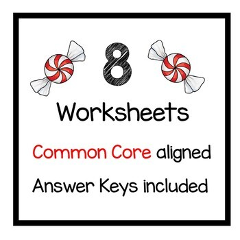 Christmas Word Problems 2nd Grade by Teaching Buddy Loves