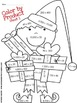 Christmas and Winter Themed Math Centers and Activities
