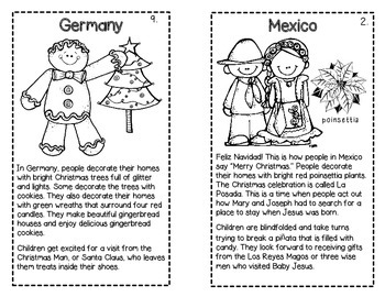 Christmas around the World for Kids! by The Creative Coach