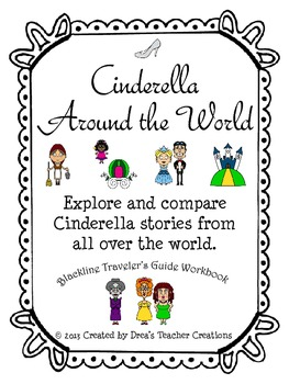 Cinderella Around the World Traveler's Guide by Drea's